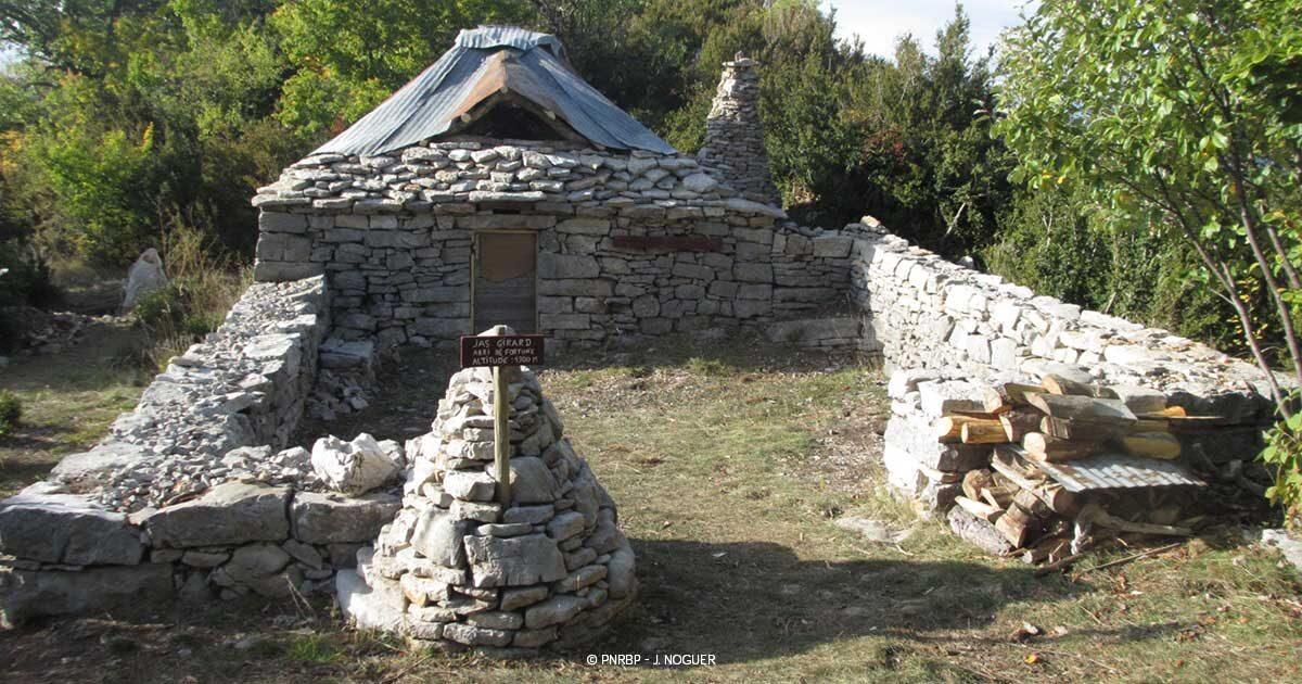 Chantier pierre seche
